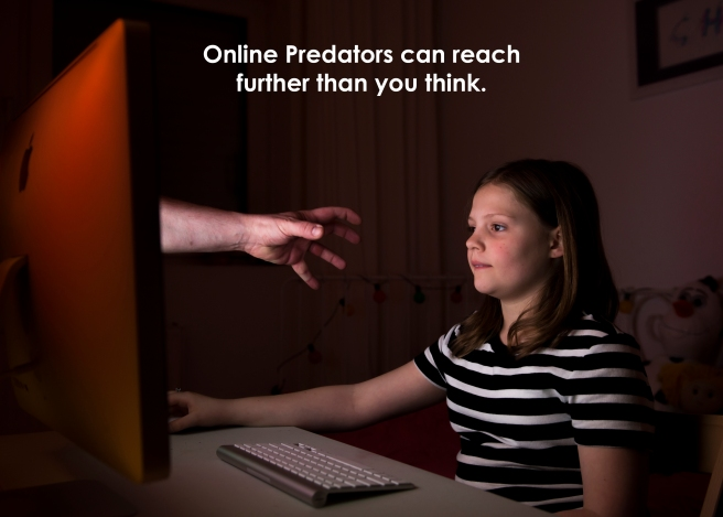 Internet Predators can reach further than you think